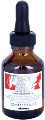 Davines Naturaltech Energizing sérum capilar sérum de cabelo para estimular crescimento de cabelo