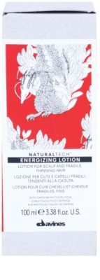 Davines Naturaltech Energizing sérum capilar sérum de cabelo para estimular crescimento de cabelo 2