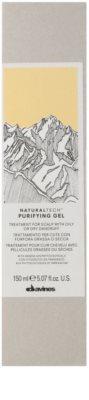 Davines Naturaltech Purifying leczenie skóry głowy tłustej lub suchej z łupieżerm 2