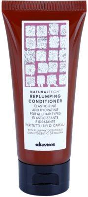 Davines Naturaltech Replumping acondicionador hidratante  para facilitar el peinado