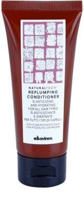Davines Naturaltech Replumping feuchtigkeitsspendender Conditioner für die leichte Kämmbarkeit des Haares