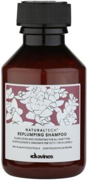 Davines Naturaltech Replumping hydratační šampon pro všechny typy vlasů