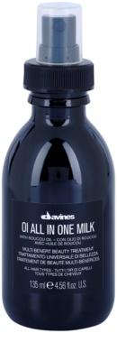 Davines OI Roucou Oil multifunktionale Milch für das Haar