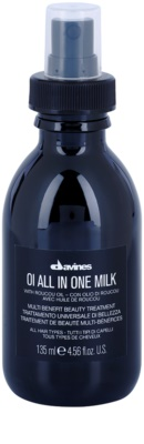 Davines OI Roucou Oil мултифункционално мляко За коса