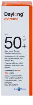 Daylong Extreme védő gél zsíros és érzékeny bőrre SPF 50+ 2