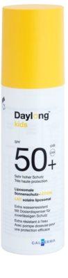 Daylong Kids loción liposomal protectora SPF 50+