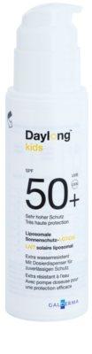 Daylong Kids liposomale schützende Milch SPF 50+ 1
