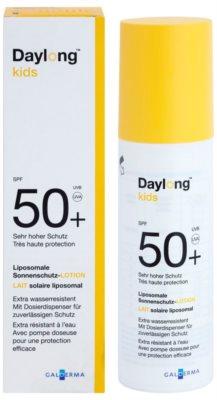 Daylong Kids loção protetora lipossomal SPF 50+ 2