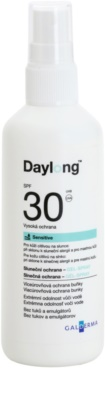 Daylong Sensitive Gel de de protectie Spray-On pentru ten gras sensibil SPF 30