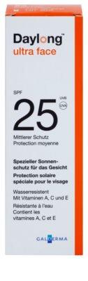 Daylong Ultra crema facial protectora  SPF 25 3