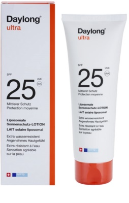 Daylong Ultra liposomale schützende Milch SPF 25 1