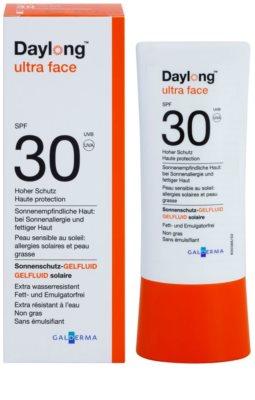 Daylong Ultra gel fluido protector para rostro SPF 30 1