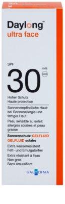 Daylong Ultra gel fluido protector para rostro SPF 30 2