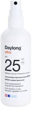 Daylong Ultra liposomaler schützender Spray SPF 25 1