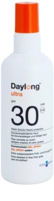 Daylong Ultra zaščitni gel-pršilo za mastno občutljivo kožo SPF 30