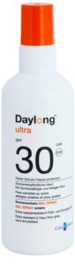 Daylong Ultra żel-spray ochronny do skóry tłustej i wrażliwej SPF 30