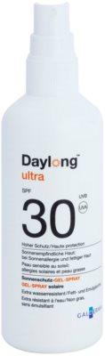 Daylong Ultra gel protetor em spray para pele sensível a oleosa SPF 30 1
