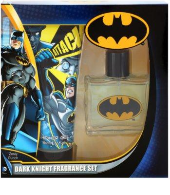 DC Universe Dark Knight coffret presente