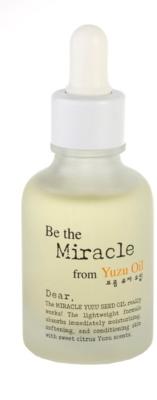 Dear By Enprani By the Miracle óleo de cuidado para rosto, corpo e cabelo