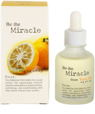 Dear By Enprani By the Miracle ulei parului facial si de pe corp 1