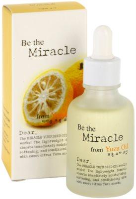 Dear By Enprani By the Miracle ulei parului facial si de pe corp 2