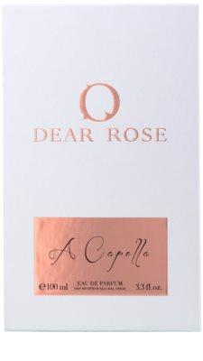 Dear Rose A Capella Eau De Parfum pentru femei 4