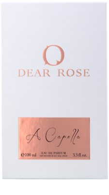 Dear Rose A Capella парфумована вода для жінок 4