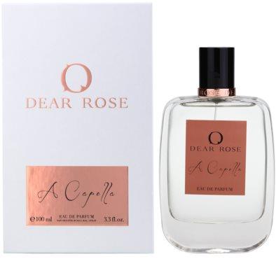 Dear Rose A Capella Eau de Parfum para mulheres