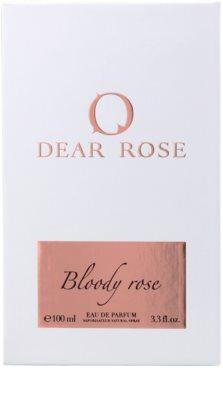 Dear Rose Bloody Rose Eau De Parfum pentru femei 4