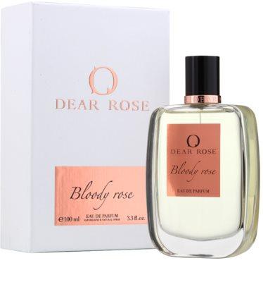 Dear Rose Bloody Rose Eau De Parfum pentru femei 1