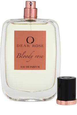Dear Rose Bloody Rose Eau De Parfum pentru femei 3