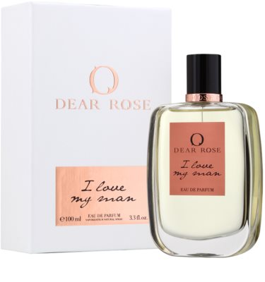 Dear Rose I Love My Man Eau de Parfum für Damen 1
