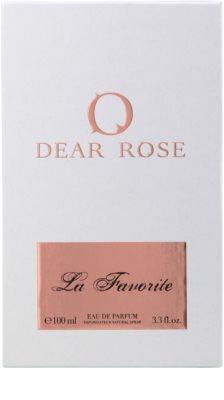 Dear Rose La Favorite eau de parfum para mujer 4