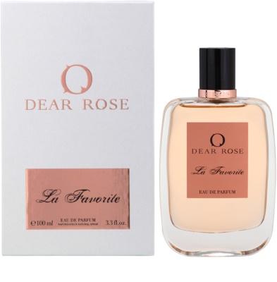 Dear Rose La Favorite eau de parfum nőknek