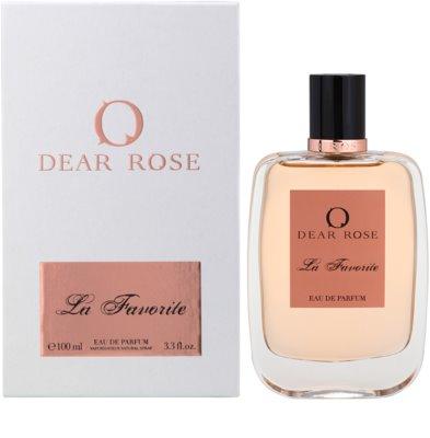 Dear Rose La Favorite eau de parfum para mujer