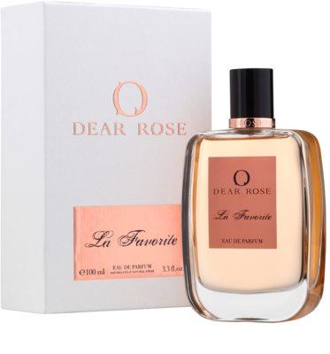 Dear Rose La Favorite eau de parfum para mujer 1