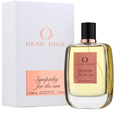 Dear Rose Sympathy for the Sun eau de parfum nőknek 1