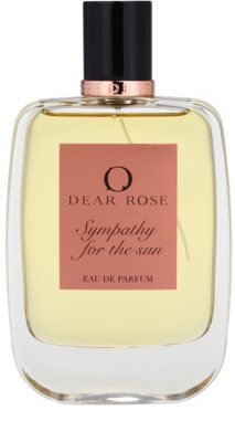 Dear Rose Sympathy for the Sun eau de parfum nőknek 2