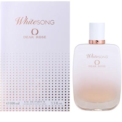 Dear Rose White Song Eau de Parfum für Damen