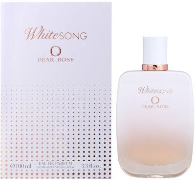 Dear Rose White Song parfémovaná voda pro ženy