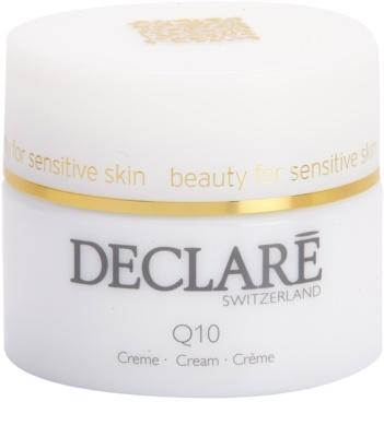 Declaré Age Control creme facial refirmante Q10
