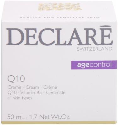 Declaré Age Control creme facial refirmante Q10 3