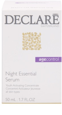 Declaré Age Control verjüngendes Serum für die Nacht 2