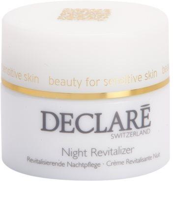 Declaré Age Control crema de noche revitalizadora para pieles secas
