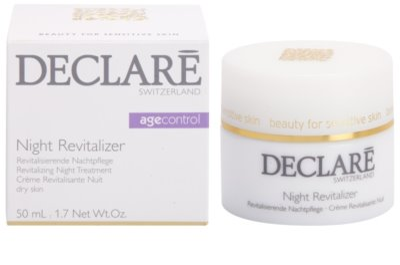 Declaré Age Control éjszakai revitalizáló krém száraz bőrre 2