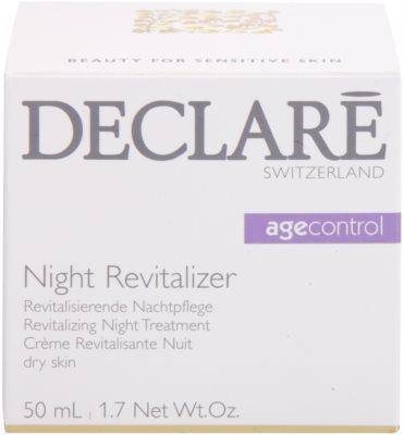 Declaré Age Control éjszakai revitalizáló krém száraz bőrre 3