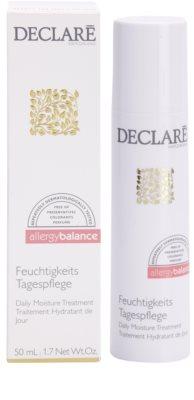 Declaré Allergy Balance Feuchtigkeitsspendende Tagescreme 1