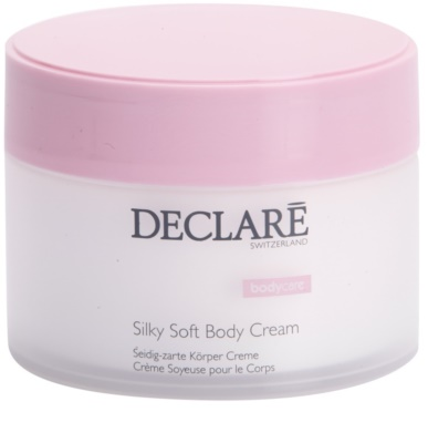 Declaré Body Care копринено нежен крем за тяло