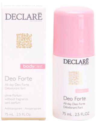 Declaré Body Care Antitranspirant-Deoroller zur täglichen Anwendung 2
