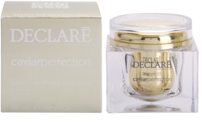 Declaré Caviar Perfection luxus kényeztető testvaj 2